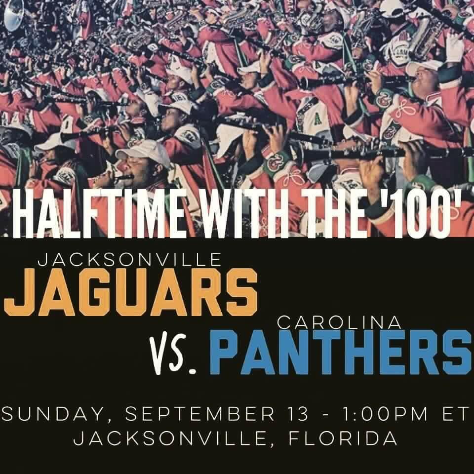 "The ""100"" Returns to Jacksonville"